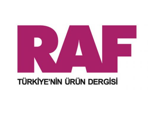 Raf Dergi Ocak 2016