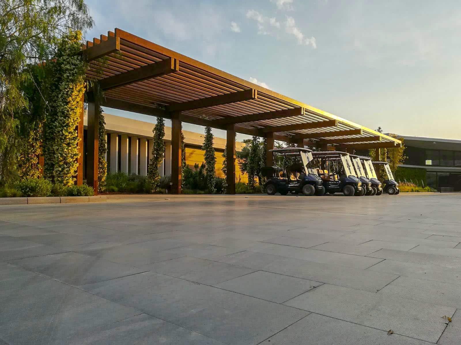 Car Park - Bodrum