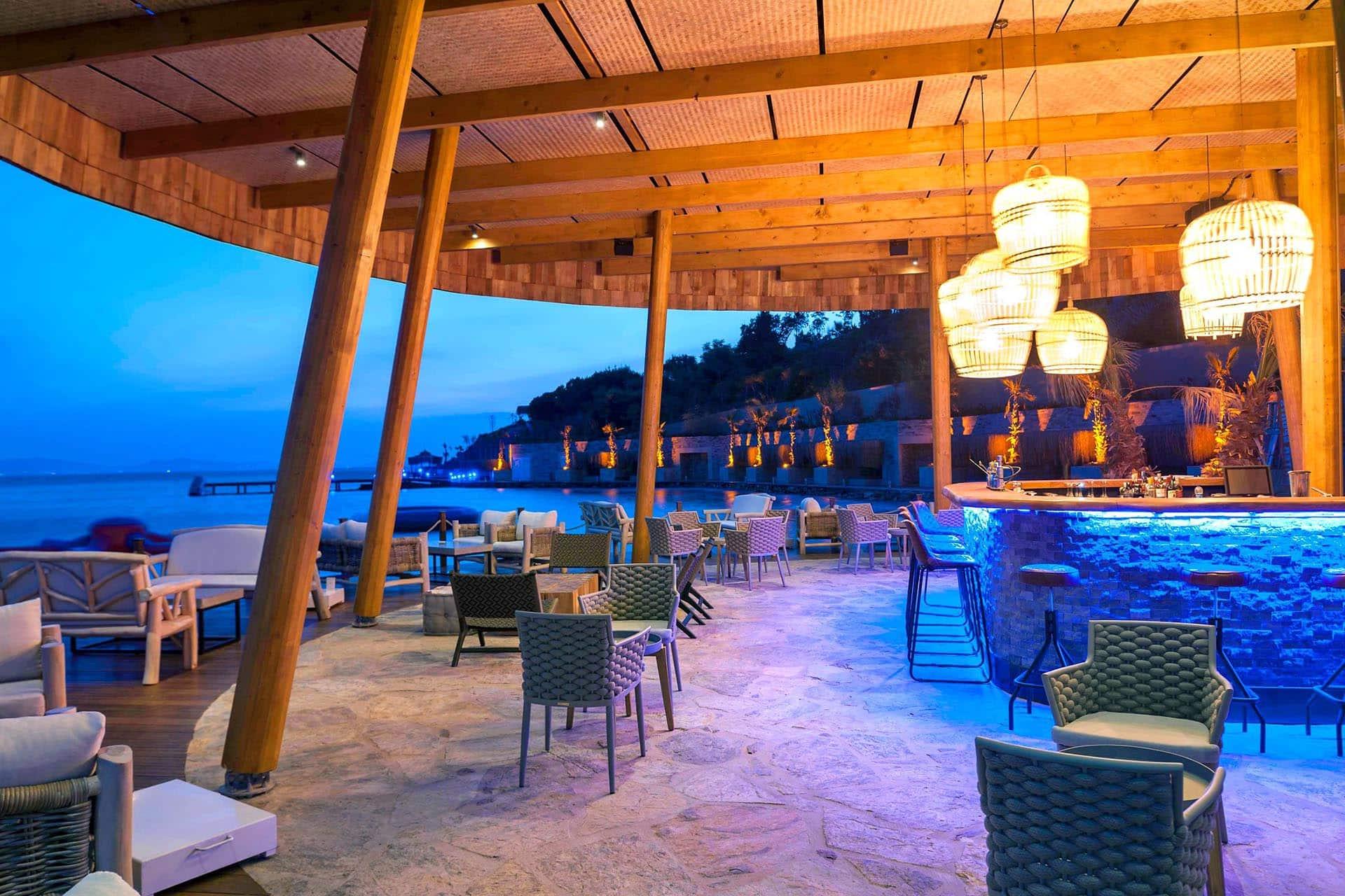 Le Meridien Bodrum Peninsula Bar